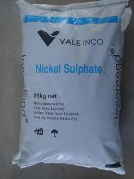 NiSO4 - Nikel sulphat