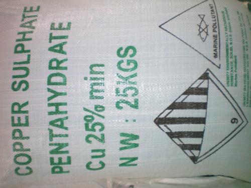 CuSO4.7H2O - Copper Sulphate Pentahydrate 99%